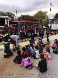 Fire Prevention Preston School